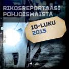 Cover for Rikosreportaasi Pohjoismaista 2015