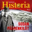 Cover for Sodan päähenkilöt