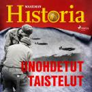 Cover for Unohdetut taistelut