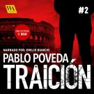 Cover for Traición