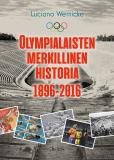 Cover for Olympialaisten merkillinen historia