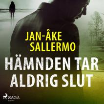 Cover for Hämnden tar aldrig slut
