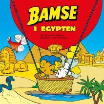 Cover for Bamse i Egypten