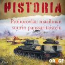 Cover for Prohorovka: maailman suurin panssaritaistelu