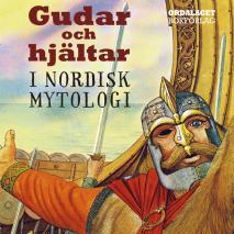 Cover for Gudar och hjältar i nordisk mytologi