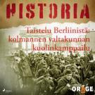 Cover for Taistelu Berliinistä: kolmannen valtakunnan kuolinkamppailu
