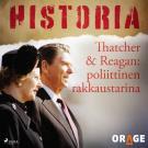 Cover for Thatcher & Reagan: poliittinen rakkaustarina