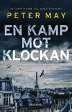 Cover for En kamp mot klockan (Enzo Macleod, del 3)