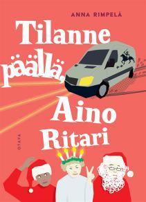 Cover for Tilanne päällä, Aino Ritari