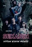 Cover for Sekasin - Vitun hyvin menee