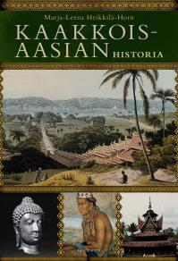 Cover for Kaakkois-Aasian historia