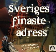 Cover for Sveriges finaste adress