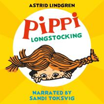 Cover for Pippi Longstocking
