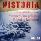Cover for Karjalankannas: Mannerheim pelastaa Pohjolan kohtalon