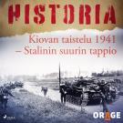 Cover for Kiovan taistelu 1941 – Stalinin suurin tappio
