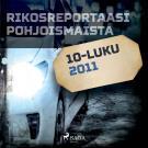 Cover for Rikosreportaasi Pohjoismaista 2011