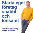 Cover for Starta eget