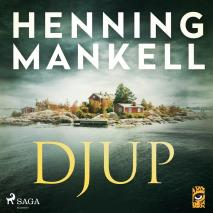 Cover for Djup