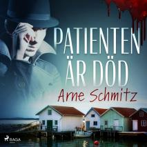 Cover for Patienten är död