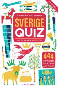 Cover for Sverigequiz