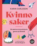Cover for Kvinnosaker