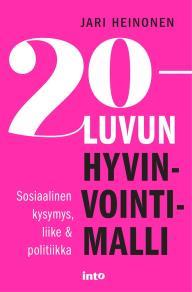 Cover for 20-luvun hyvinvointimalli
