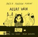 Cover for Paola Persson Peroni : Allas vän