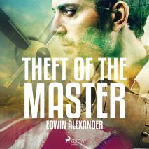 Cover for Theft of the Master