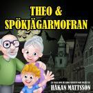Cover for Theo & spökjägarmofran