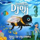 Cover for Djojj lär sig simma