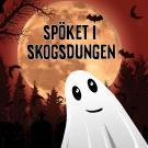 Cover for Spöket i skogsdungen