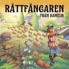 Cover for Råttfångaren från Hameln