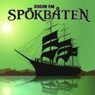 Cover for Sagan om spökbåten