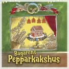Cover for Bagarens pepparkakshus