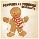 Cover for Pepparkaksgubben som rymde