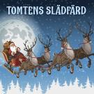 Cover for Tomtens slädfärd