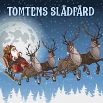 Cover for Tomtens slädfärd