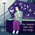 Cover for The Vampire Who Lost Her Fangs