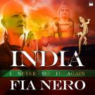 Cover for INDIA – I never do it again
