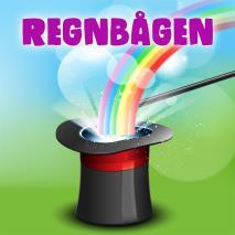 Cover for Regnbågen