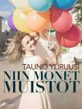 Cover for Niin monet muistot