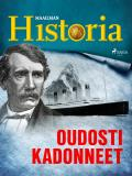 Cover for Oudosti kadonneet
