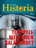 Cover for Temppeliritareiden salaisuudet