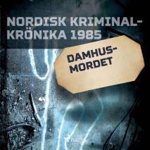 Cover for Damhusmordet
