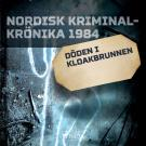 Cover for Döden i kloakbrunnen