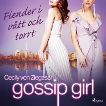 Cover for Gossip Girl: Fiender i vått och torrt