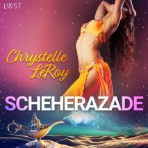 Cover for Scheherazade - erotisk komedi