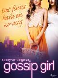 Cover for Gossip Girl: Det finns bara en av mig