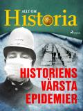 Cover for Historiens värsta epidemier