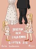 Cover for Josefin och lilla Emma gifter sig